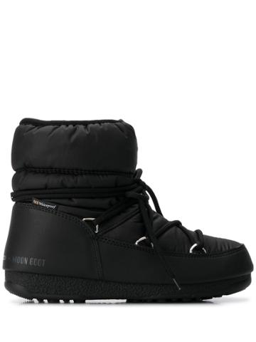 Moon Boot Moon Boots - Black