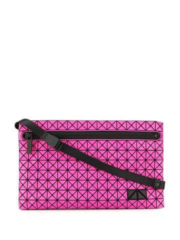 Bao Bao Issey Miyake Kuro Sash Crossbody Bag - Pink