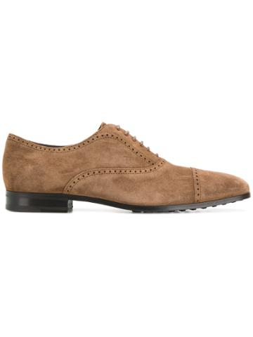 Tod's Oxford Brogues - Brown