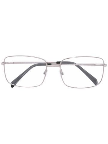 Emilio Pucci Square Frame Glasses, Acetate/metal