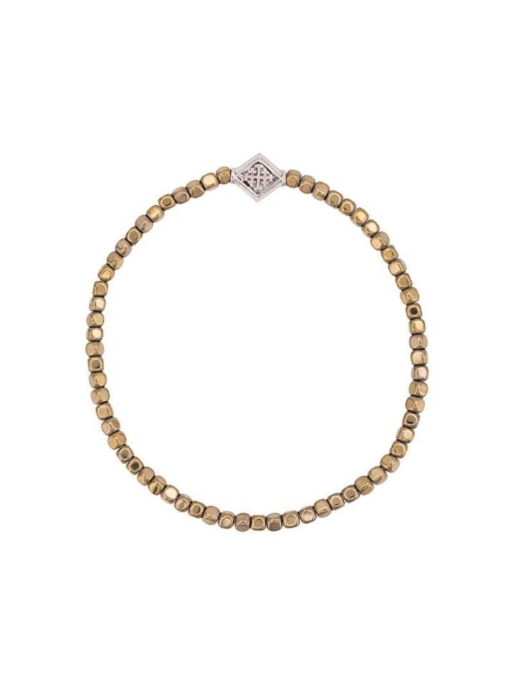 Luis Morais Pendant Bracelet - Gold