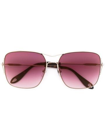Givenchy Givenchy Bridges Sunglasses - Metallic