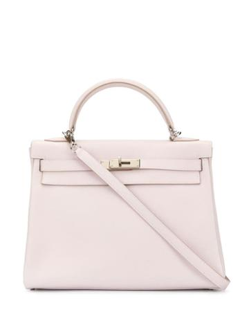 Hermès Pre-owned Kelly 32 Sellier 2way Hand Bag - Pink