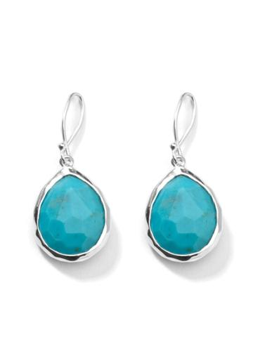 Ippolita Small Teardrop Earrings - Silver