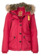 Parajumpers Hooded Parka - Red
