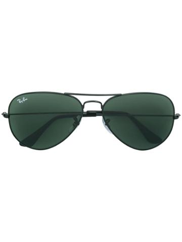 Ray-ban Aviator Classic Sunglasses - Black