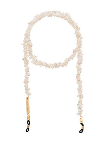 Frame Chain Teenage Kicks Pearl Chain - White