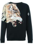 Marcelo Burlon County Of Milan 'cruces' Sweatshirt