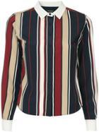 Loveless Striped Blouse - Multicolour