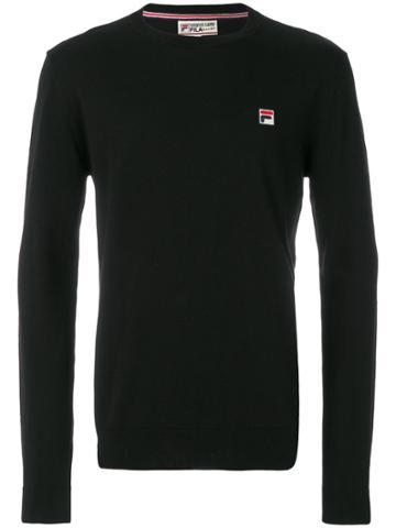 Fila Fila Logo Jumper - Black