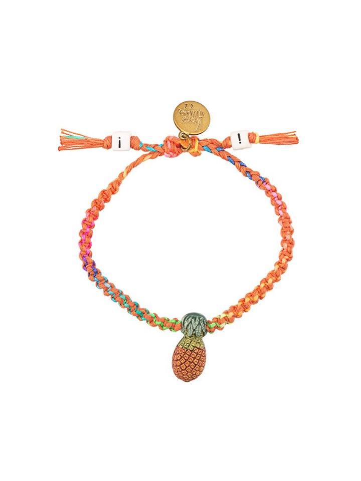 Venessa Arizaga 'pineapple Of My Eye' Bracelet