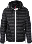 Moncler Padded Hooded Jacket - Black