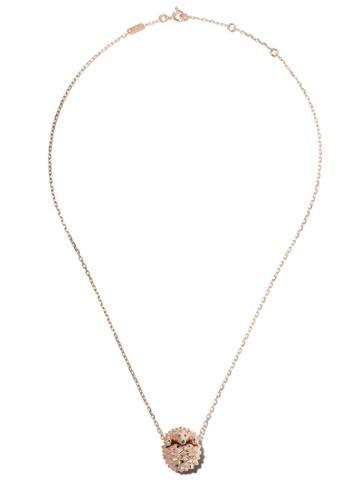 Boucheron Hedgehog Pendant Necklace - Pg