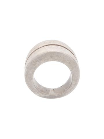 Parts Of Four Crevice Ring, Adult Unisex, Size: 9, Metallic
