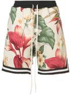 Fear Of God Tropical Floral Print Shorts - Multicolour