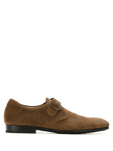 Tod's Tod's Xxm51b00tn0re0 S818 Furs & Skins->calf Leather - Brown