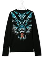 Marcelo Burlon County Of Milan Kids 11500010tb010 - Black