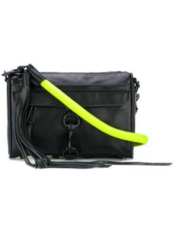 Rebecca Minkoff - Mini Mac Shoulder Bag - Women - Leather - One Size, Black, Leather