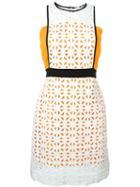 Msgm Textured Day Dress