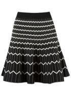 Egrey Knit Skirt