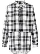 Off-white Plaid Shirt