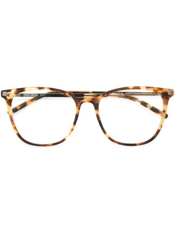 Mykita Zima Glasses, Nude/neutrals, Acetate/stainless Steel