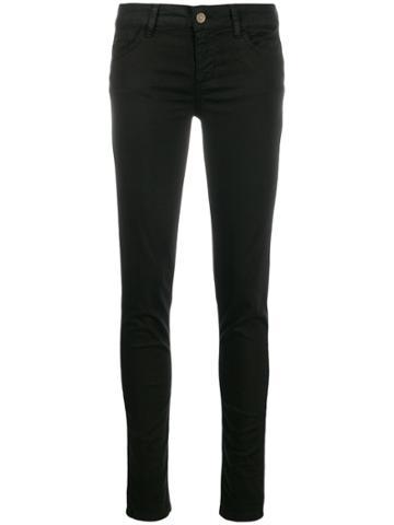 Liu Jo Low Rise Skinny Jeans - Black