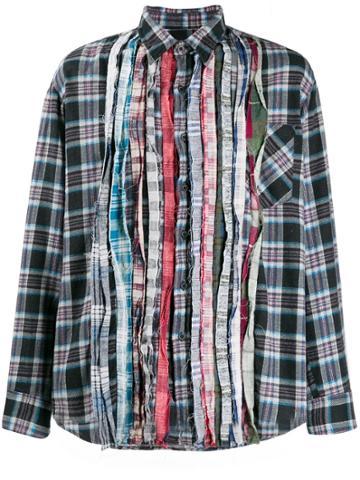 Needles Rosso Shirt - Blue