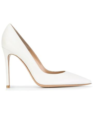 Gianvito Rossi Gianvito Pumps - White