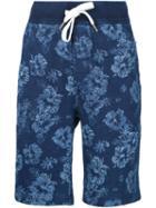 Alex Mill Flower Print Bermuda Shorts