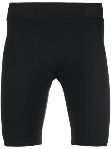 Adidas Stretch Biking Shorts - Black