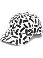 Dolce & Gabbana Abstract Print Baseball Cap - White