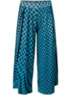 Lala Berlin Printed Pleated Culottes