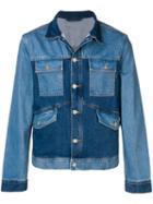Ps Paul Smith Patch Pocket Jacket - Blue