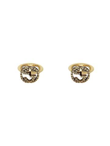 Gucci 18kt Yellow Gold Cufflinks
