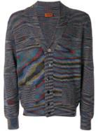 Missoni Patterned Knit Cardigan - Multicolour