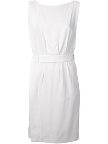 Azzaro Vintage Fitted Dress