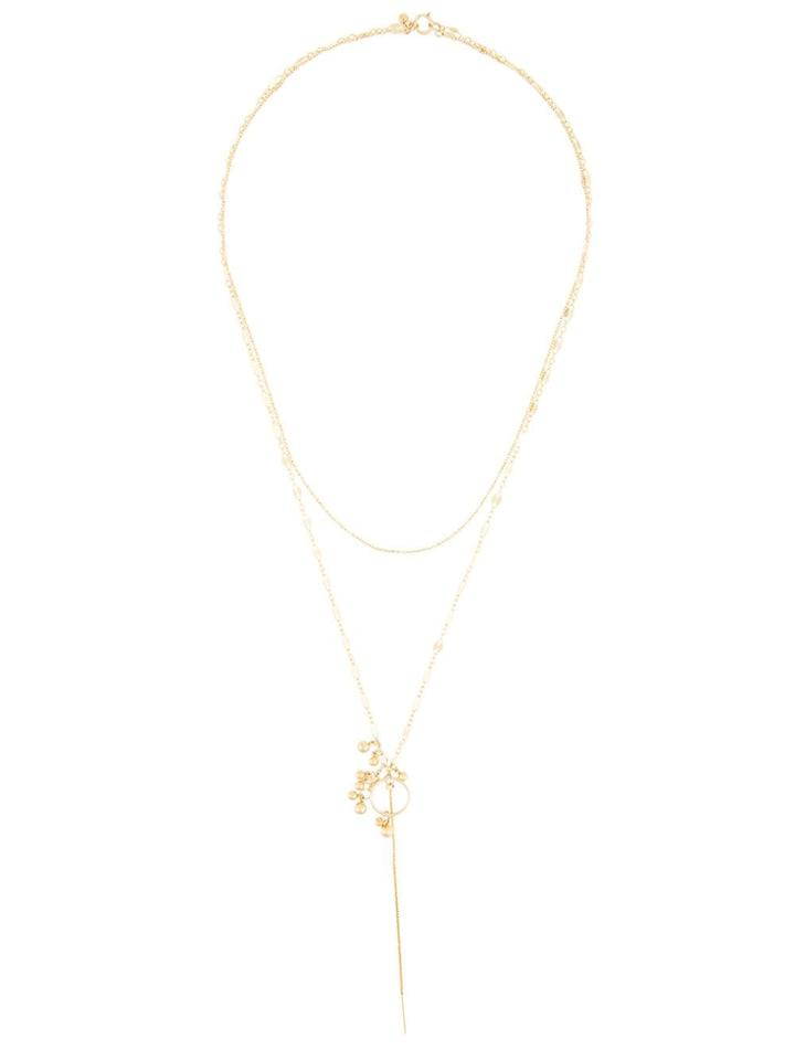 Petite Grand Ball Seychelles Necklace - Gold