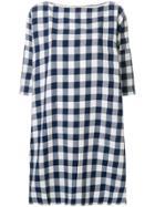Bellerose Checked Dress - Blue