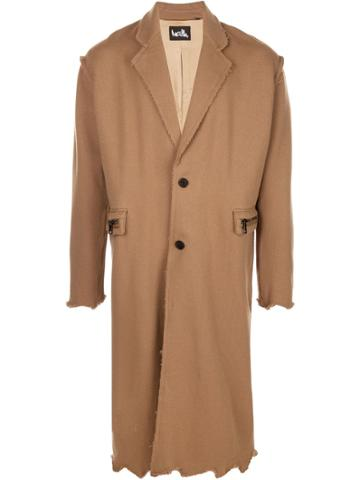 Haculla Single Breasted Coat - Camel
