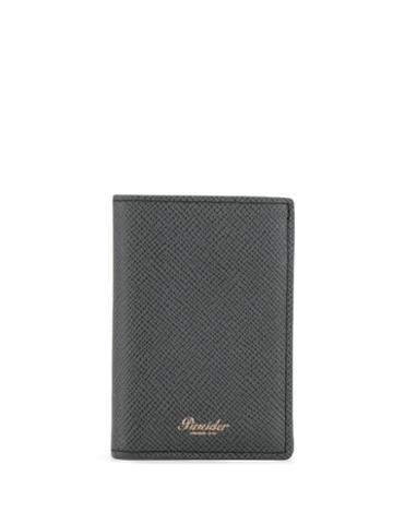 Pineider 720 Bi-fold Wallet - Black