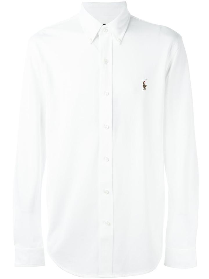 Ralph Lauren Embroidered Logo Shirt