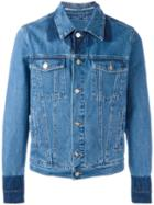 Kenzo - Button-up Denim Jacket - Men - Cotton/polyester - S, Blue, Cotton/polyester
