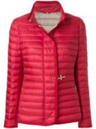 Fay Padded Jacket - Red