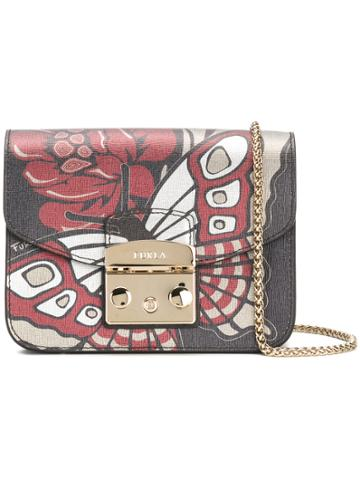 Furla Metropolis Mini St Romantica Cross Body Bag - Multicolour