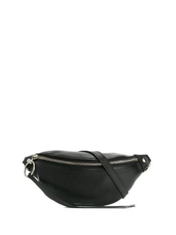 Rebecca Minkoff Sling Belt Bag - Black