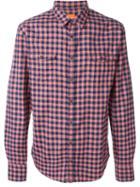 Boss Hugo Boss Checked Shirt