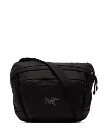 Arc'teryx Maka Logo Cross-body Bag - Black