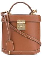 Mark Cross Benchley Bag - Brown