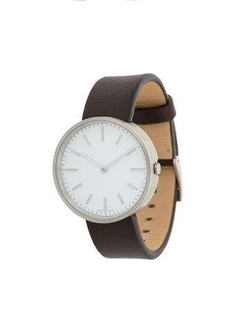 Uniform Wares M37 Two-hand Watch - Metallic